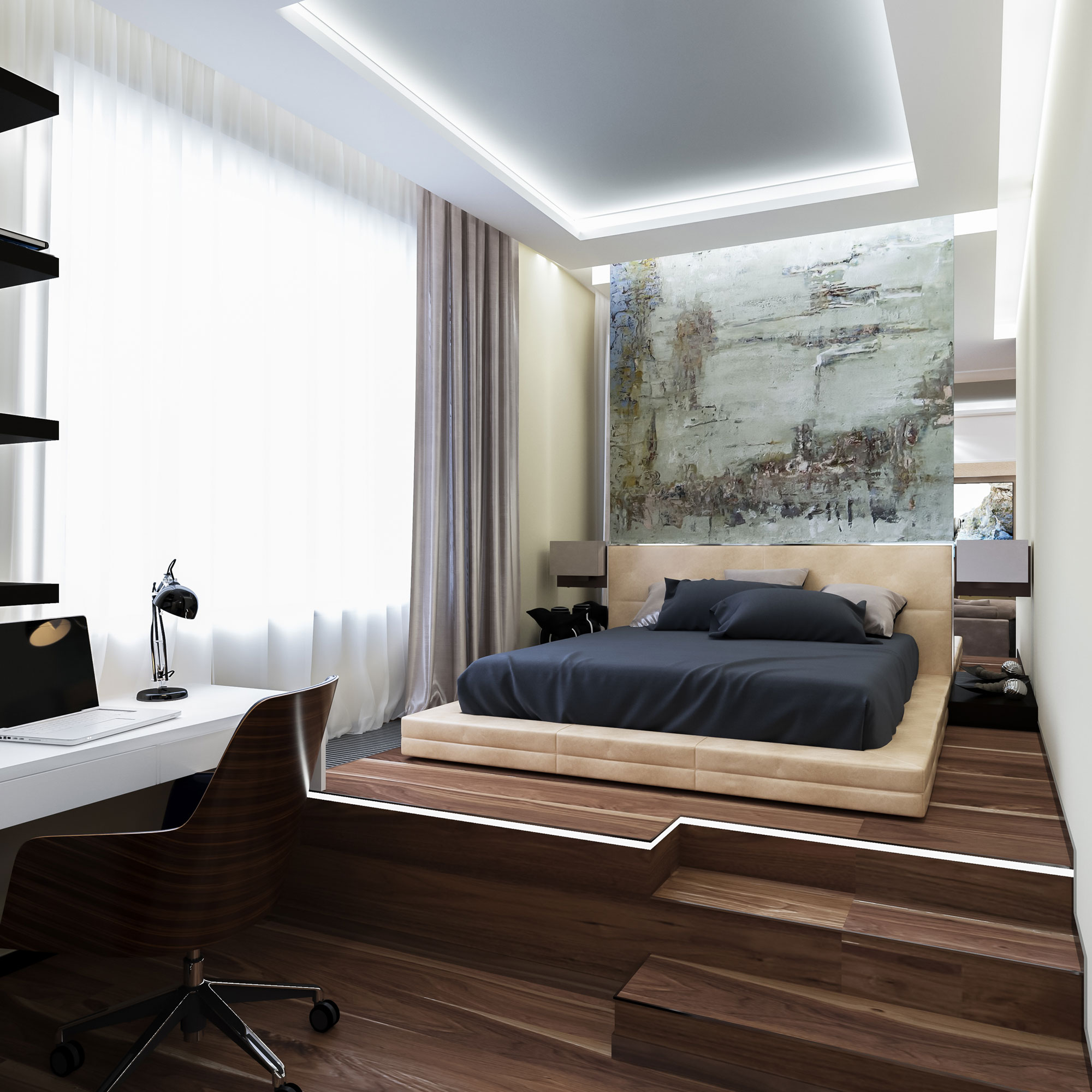 Apartment in Moscow by Interierium-04