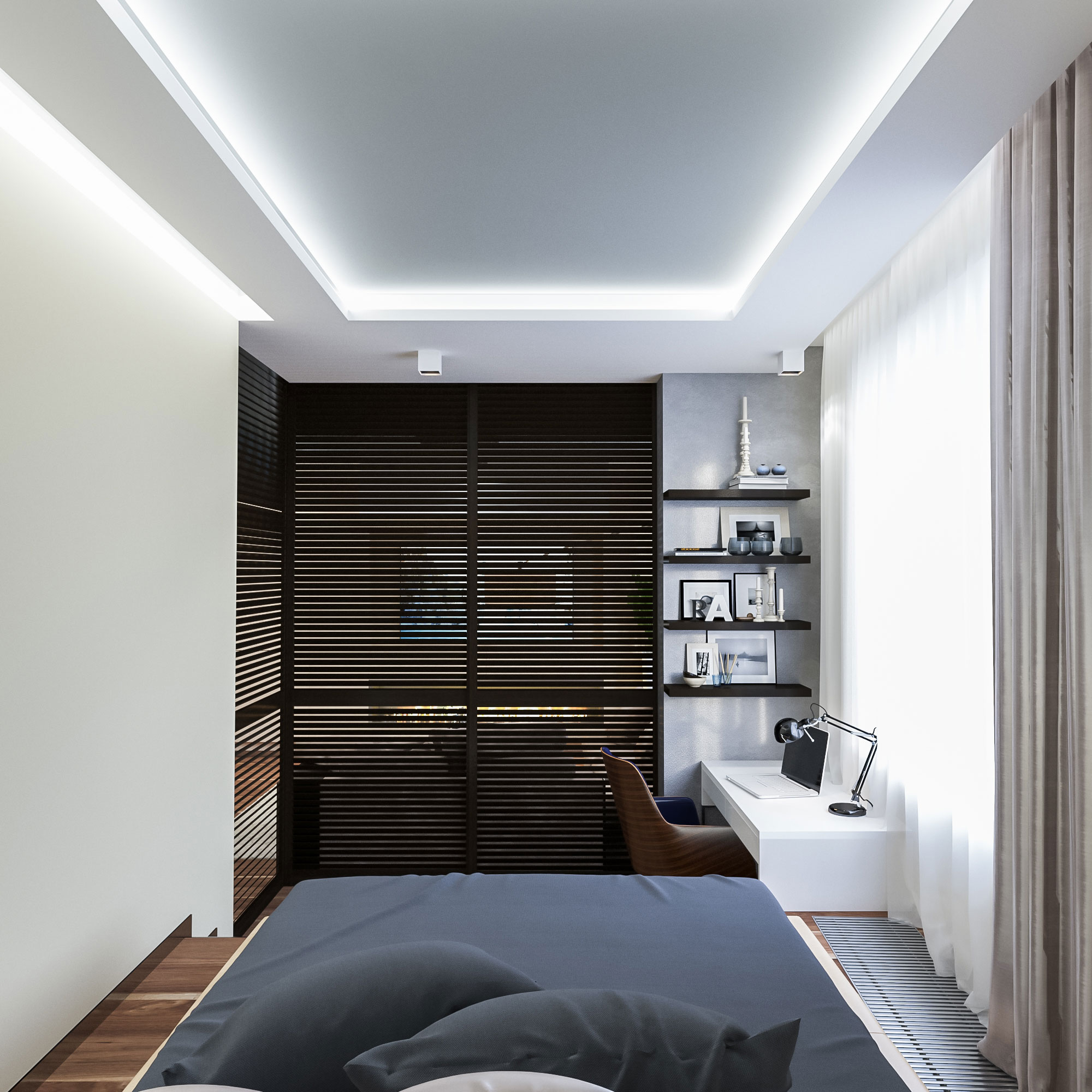 Apartment in Moscow by Interierium-06