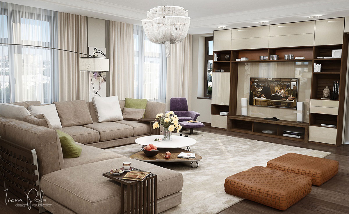 Elegant Kiev Apartment Visualized by Irena Poliakova-04