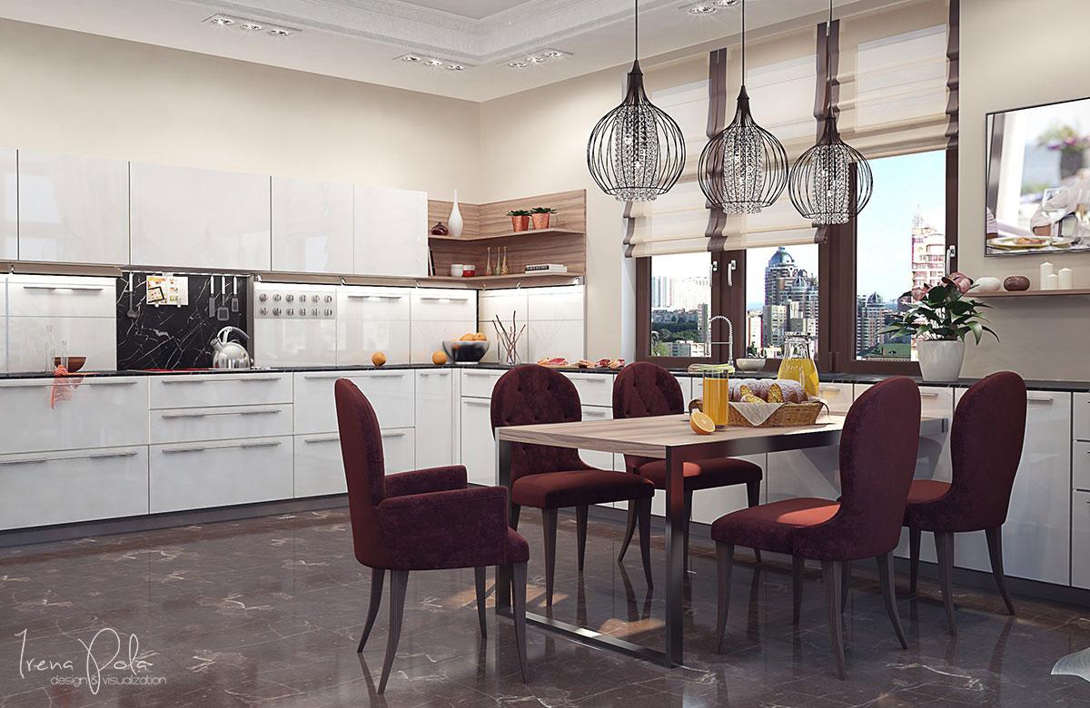 Elegant Kiev Apartment Visualized by Irena Poliakova-05