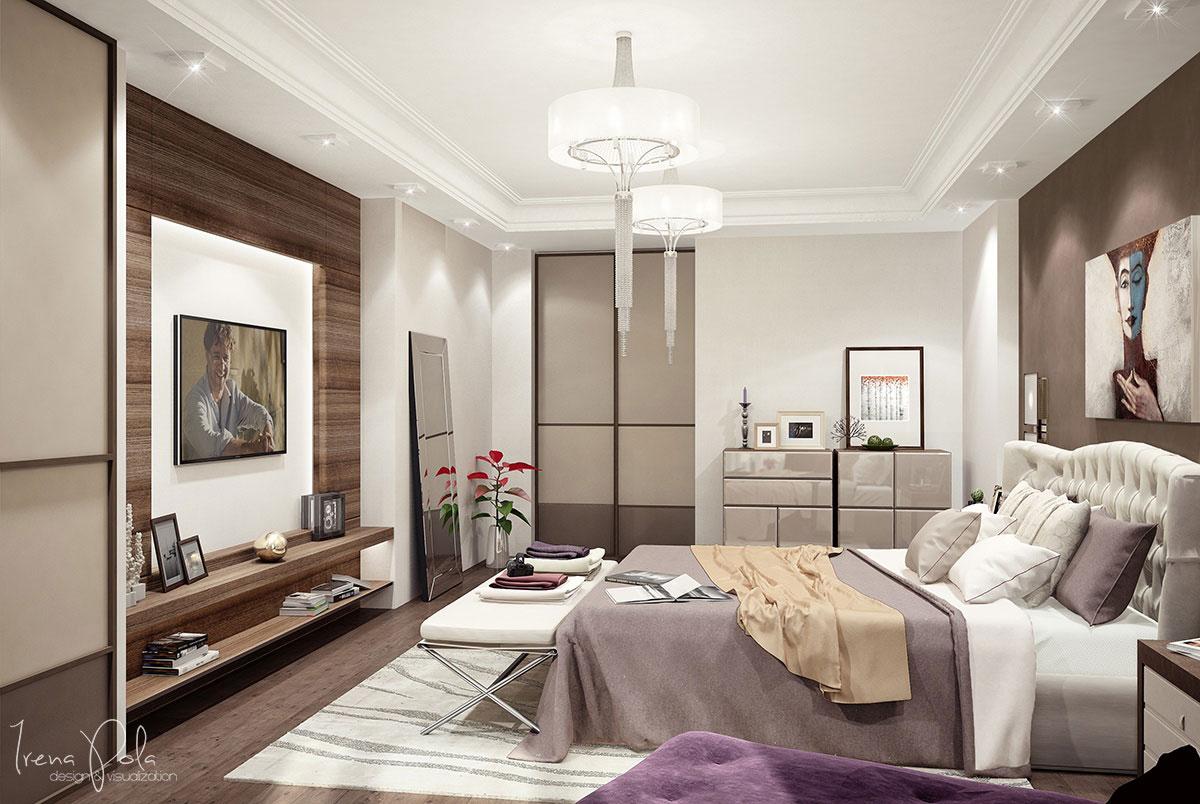 Elegant Kiev Apartment Visualized by Irena Poliakova-10