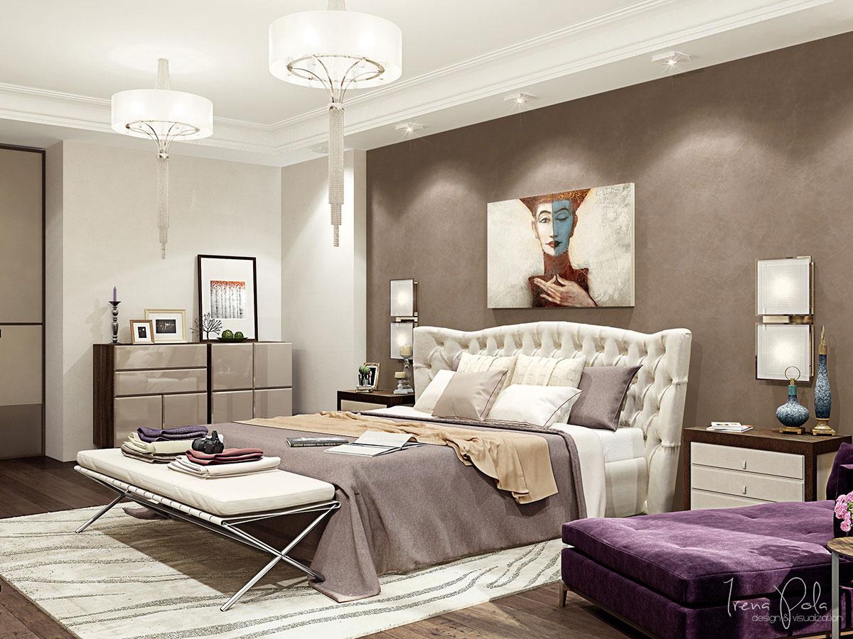 Elegant Kiev Apartment Visualized by Irena Poliakova-11