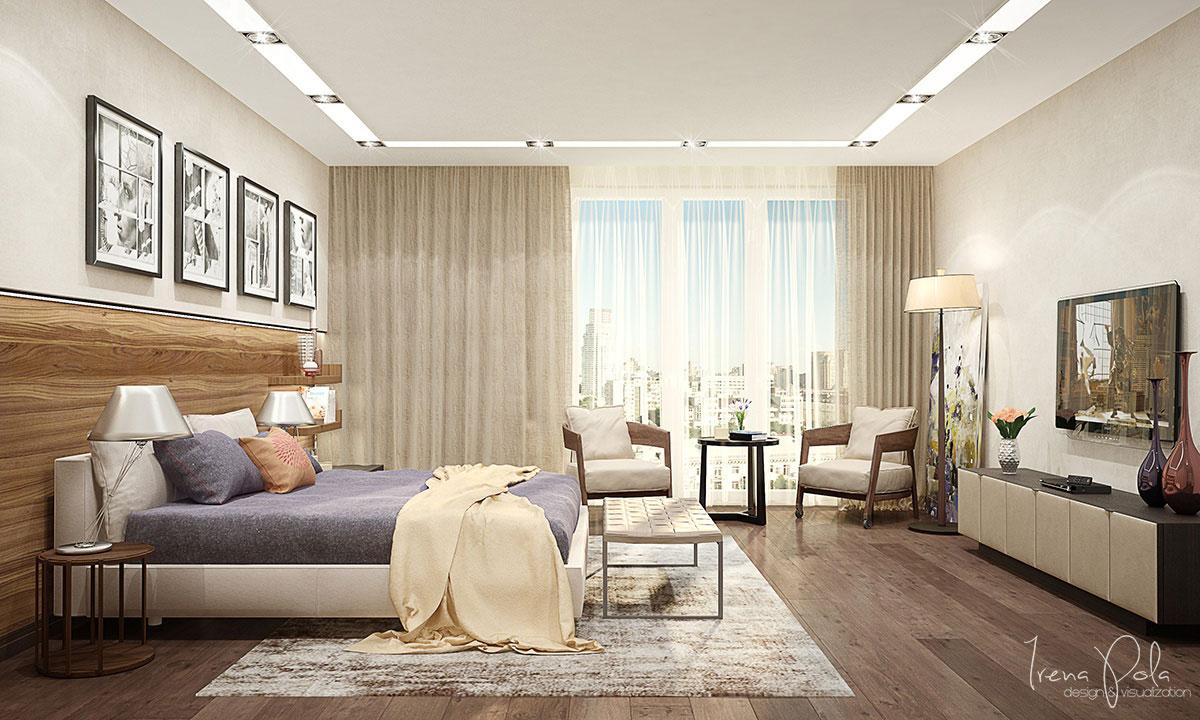 Elegant Kiev Apartment Visualized by Irena Poliakova-14