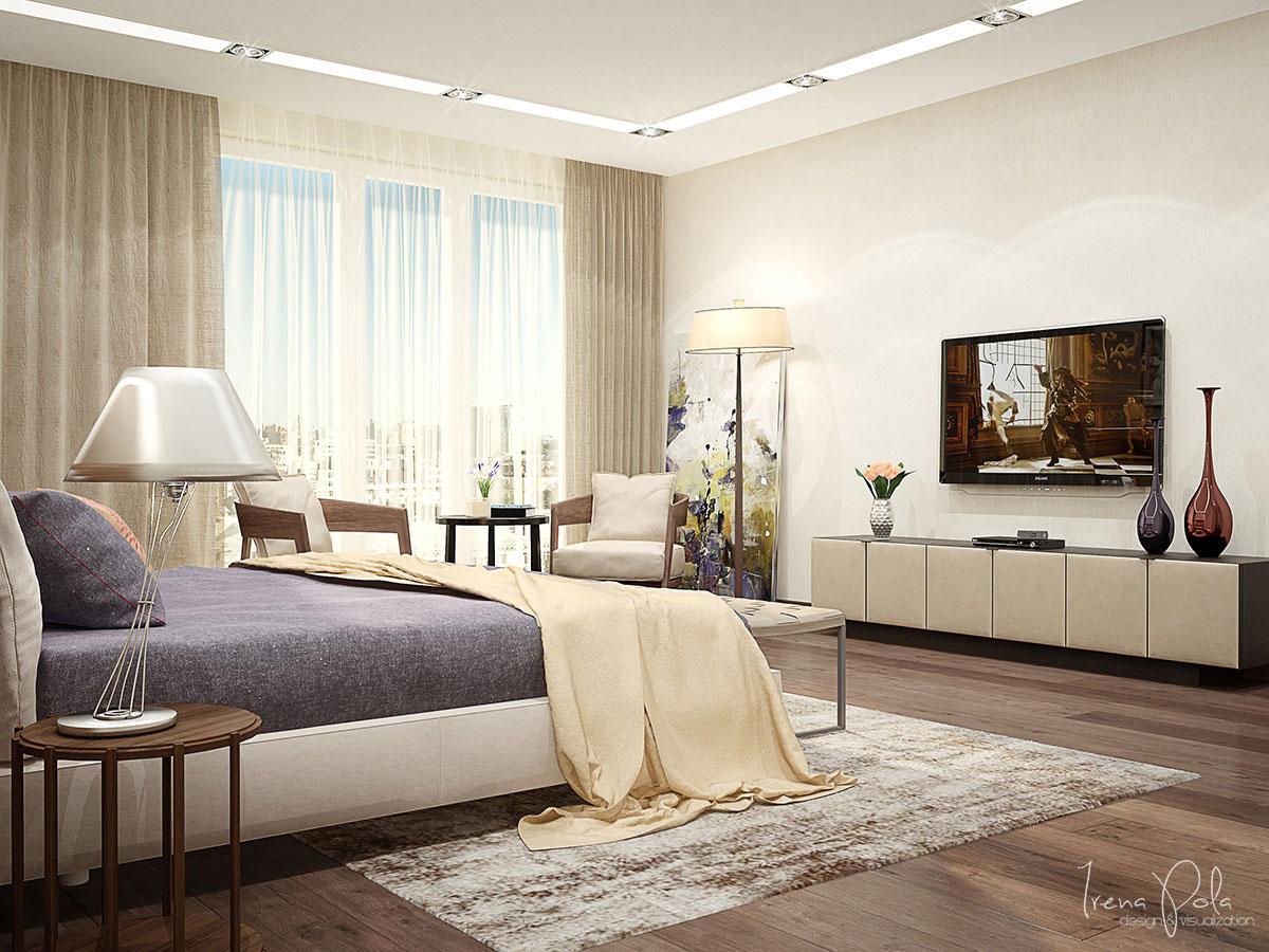 Elegant Kiev Apartment Visualized by Irena Poliakova-15