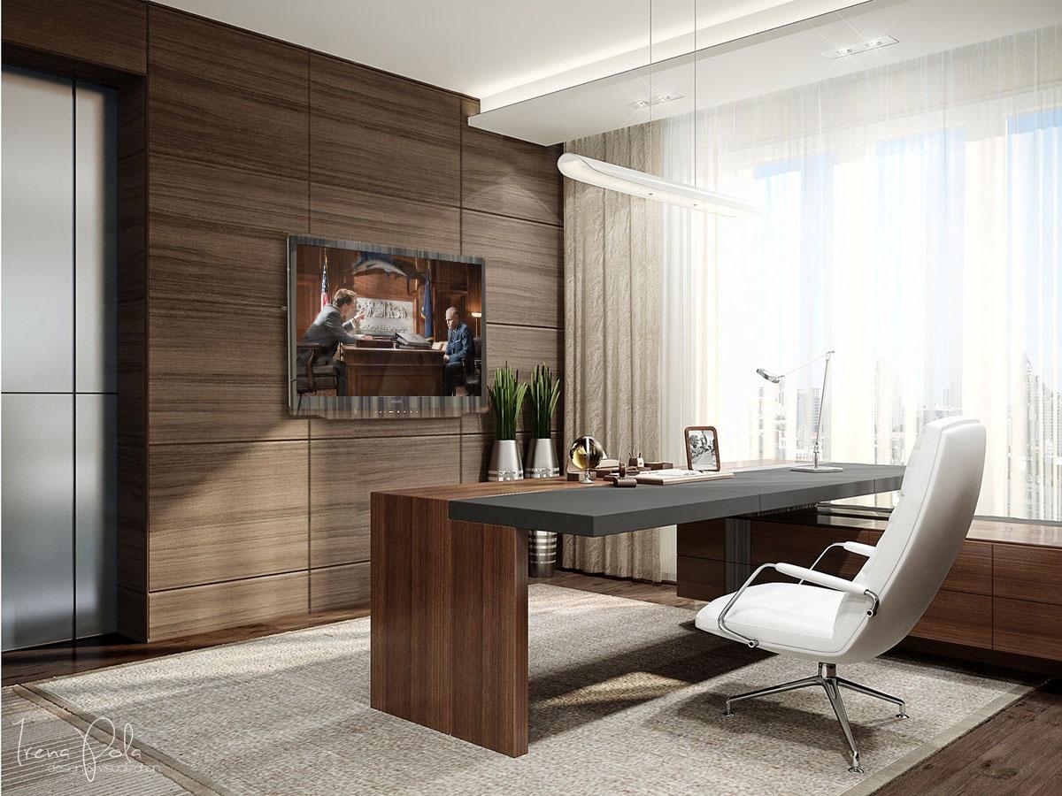 Elegant Kiev Apartment Visualized by Irena Poliakova-27