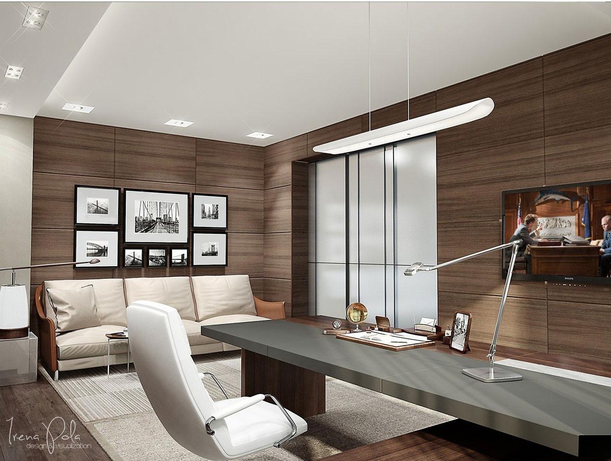 Elegant Kiev Apartment Visualized by Irena Poliakova-28