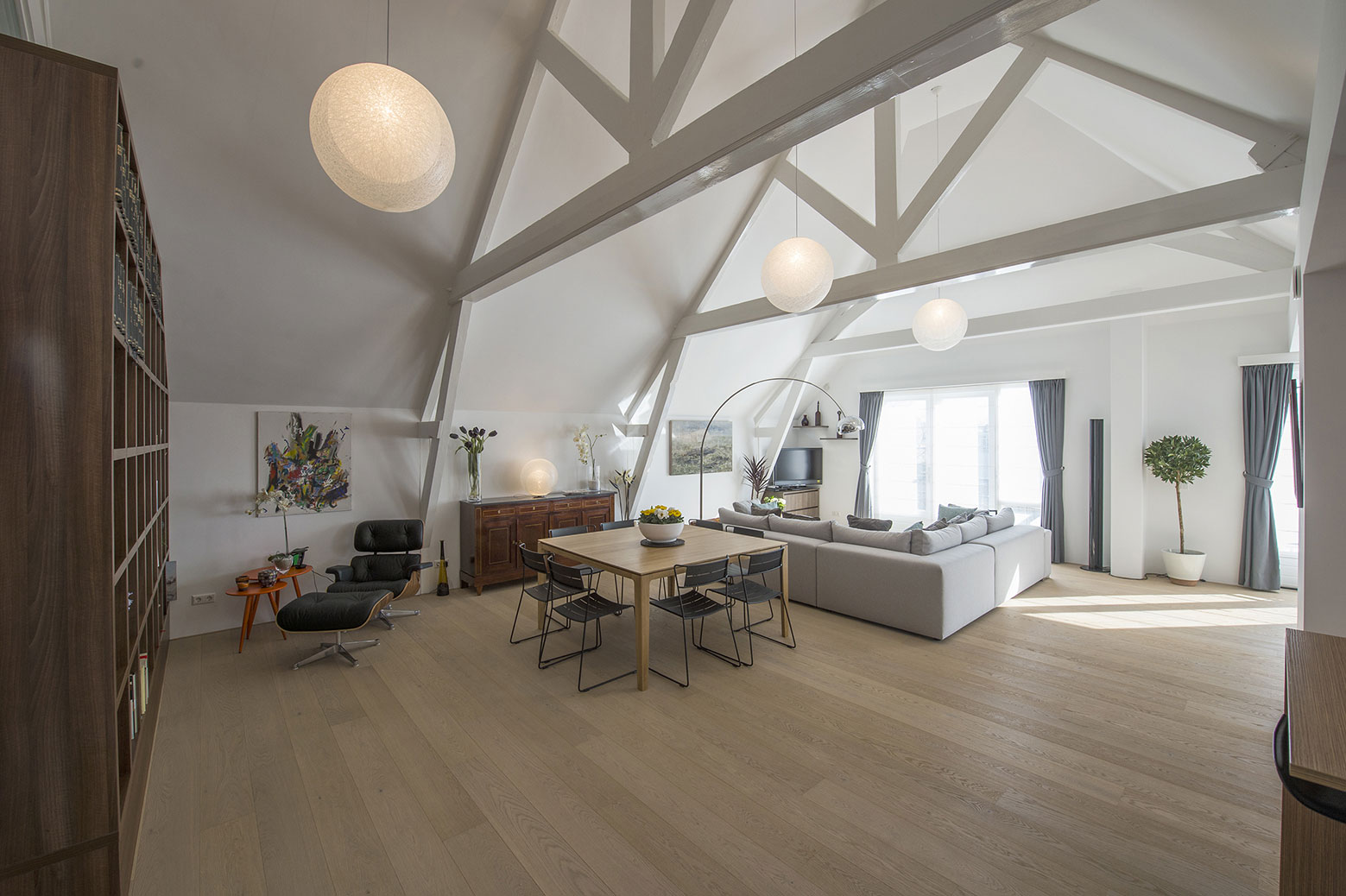 F Home in Rotterdam by PEÑA architecture-01