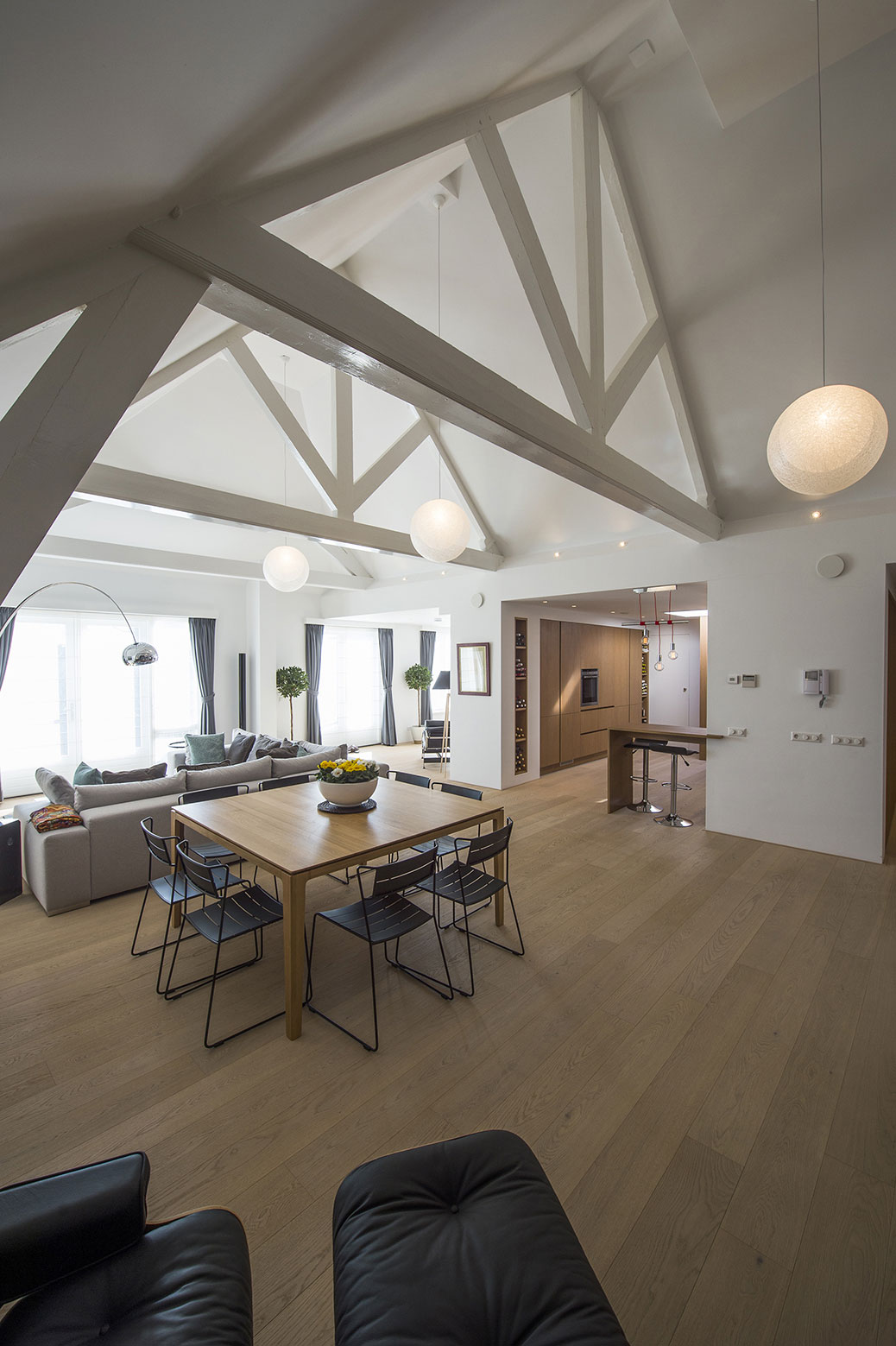 F Home in Rotterdam by PEÑA architecture-10