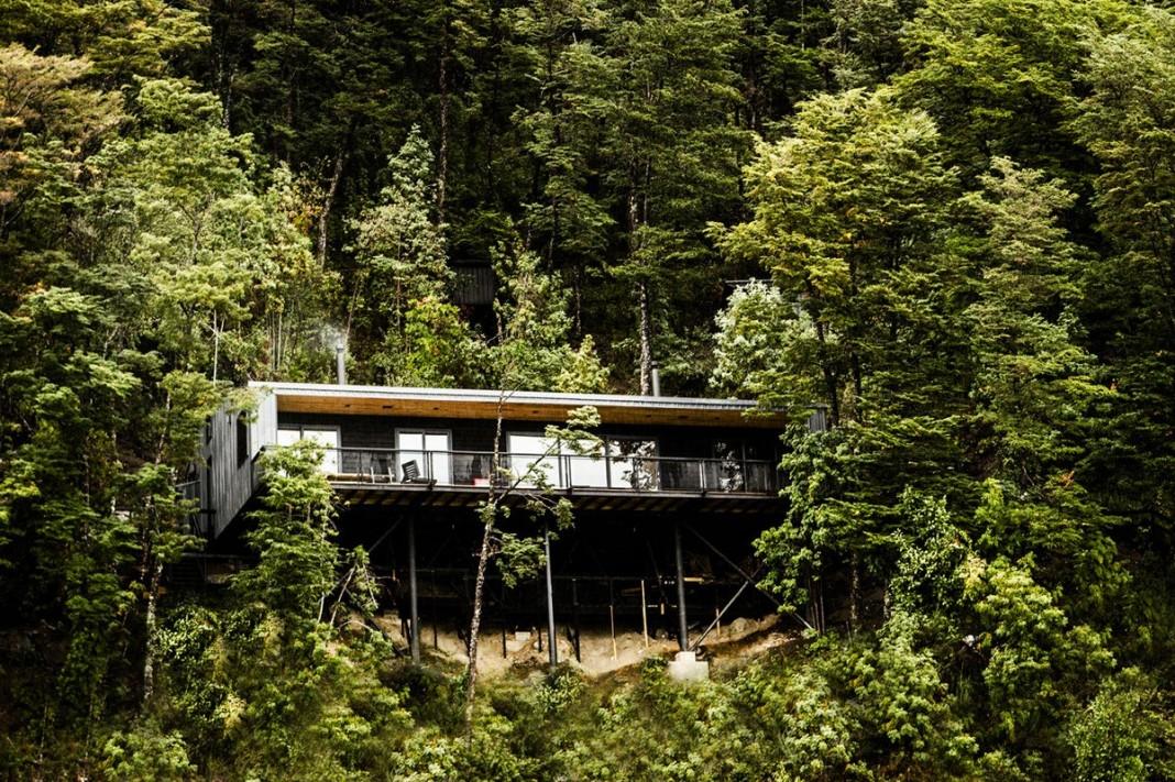 LTS House by Apio Arquitectos