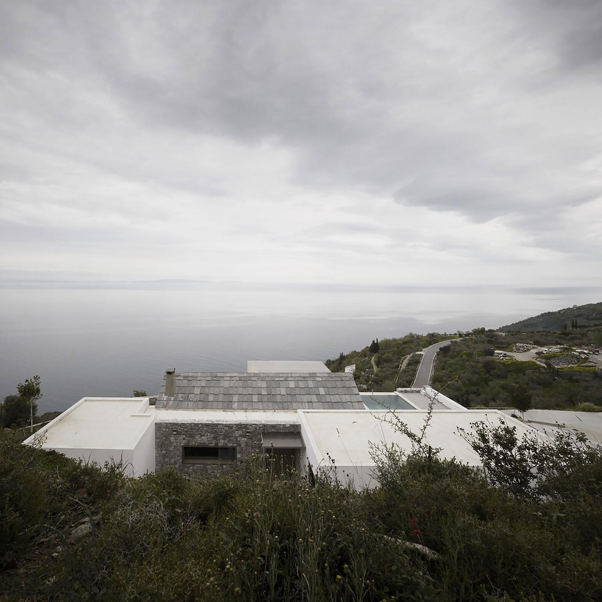 Melana Residence by Valia Foufa & Panagiotis Papassotiriou-01
