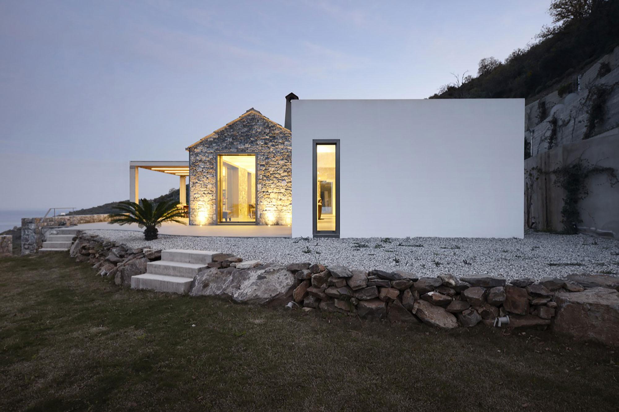 Melana Residence by Valia Foufa & Panagiotis Papassotiriou-12