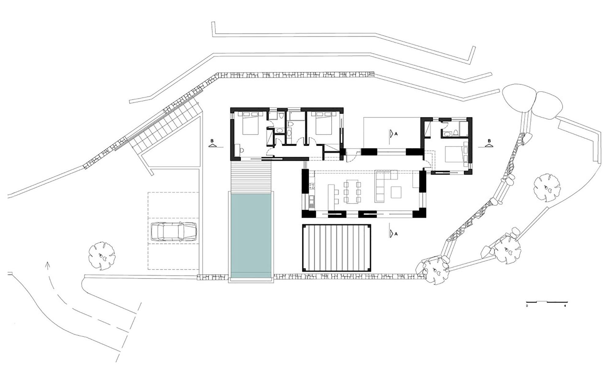 Melana Residence by Valia Foufa & Panagiotis Papassotiriou-15