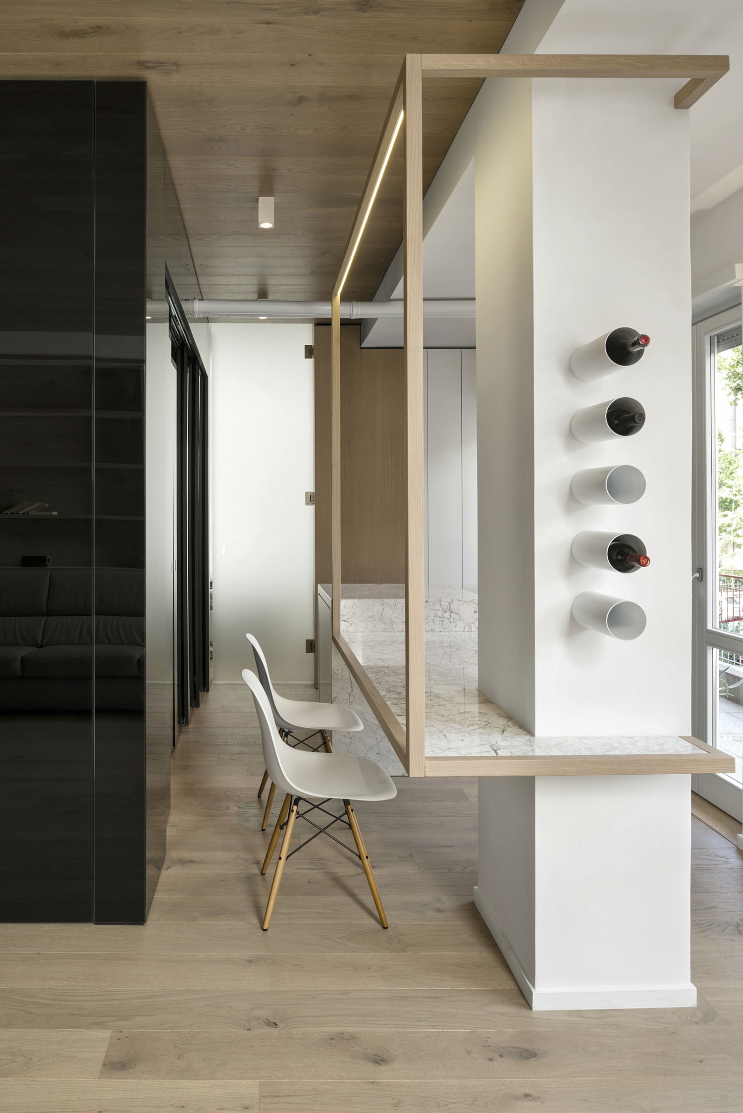 The Cube Apartment in Rome by Noses Architects-07