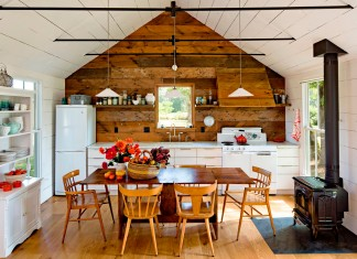 Tiny House by Jessica Helgerson Interior Design
