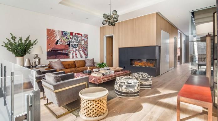Townhouse Renovation by Good Property & Turett Collaborative Architectsa