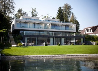 Lakeside Villa N by Steininger Designers