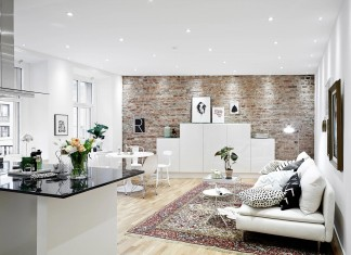 Elegant Scandinavian Apartment in Linnegatan,a Central Urban District of Gothenburg