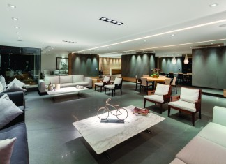 Diamante Penthouse by Archetonic