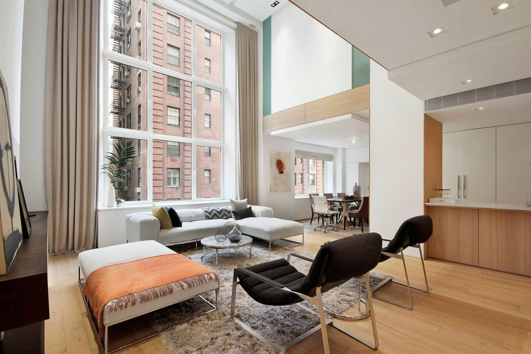 1916 Central Park West Apartment Remodeled by Workshop APD