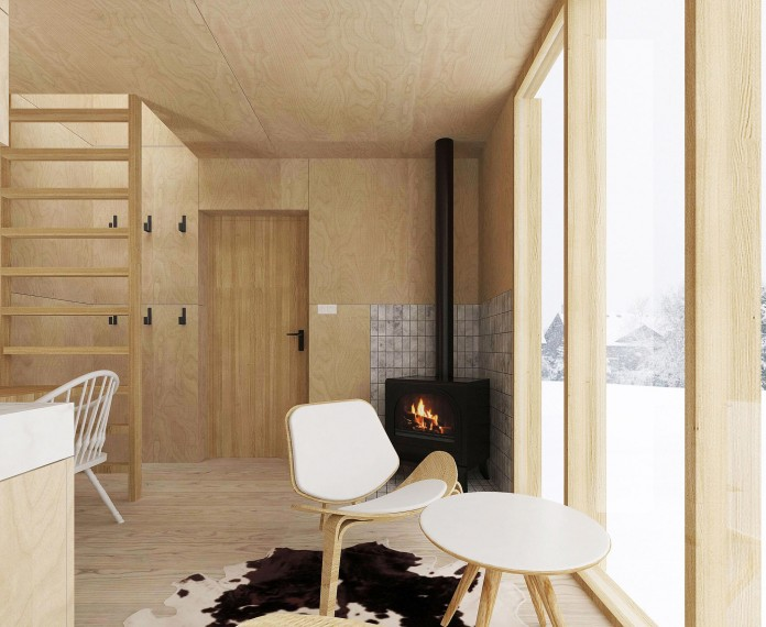 258-Square-Foot-Modern-Winter-Shelter-in-Bjelašnica-by-FO4A-Architecture-05