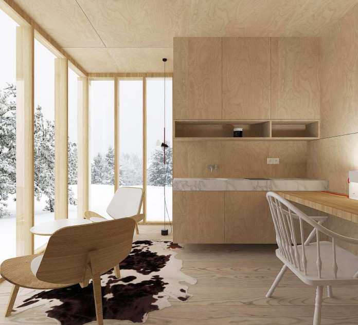 258-Square-Foot-Modern-Winter-Shelter-in-Bjelašnica-by-FO4A-Architecture-06