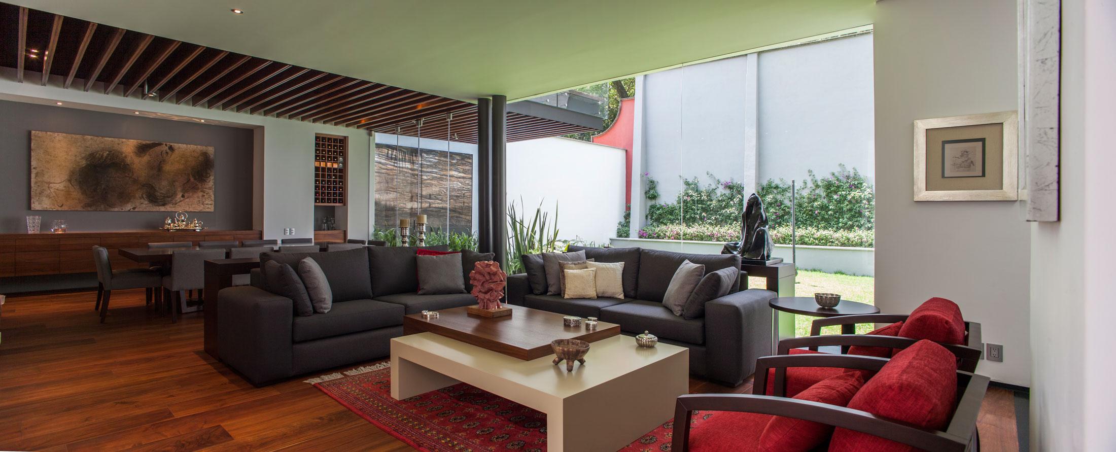 5 Courtyard Home by Almazán Arquitectos Asociados-25