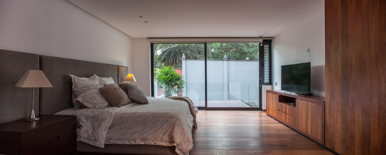 5 Courtyard Home by Almazán Arquitectos Asociados-42