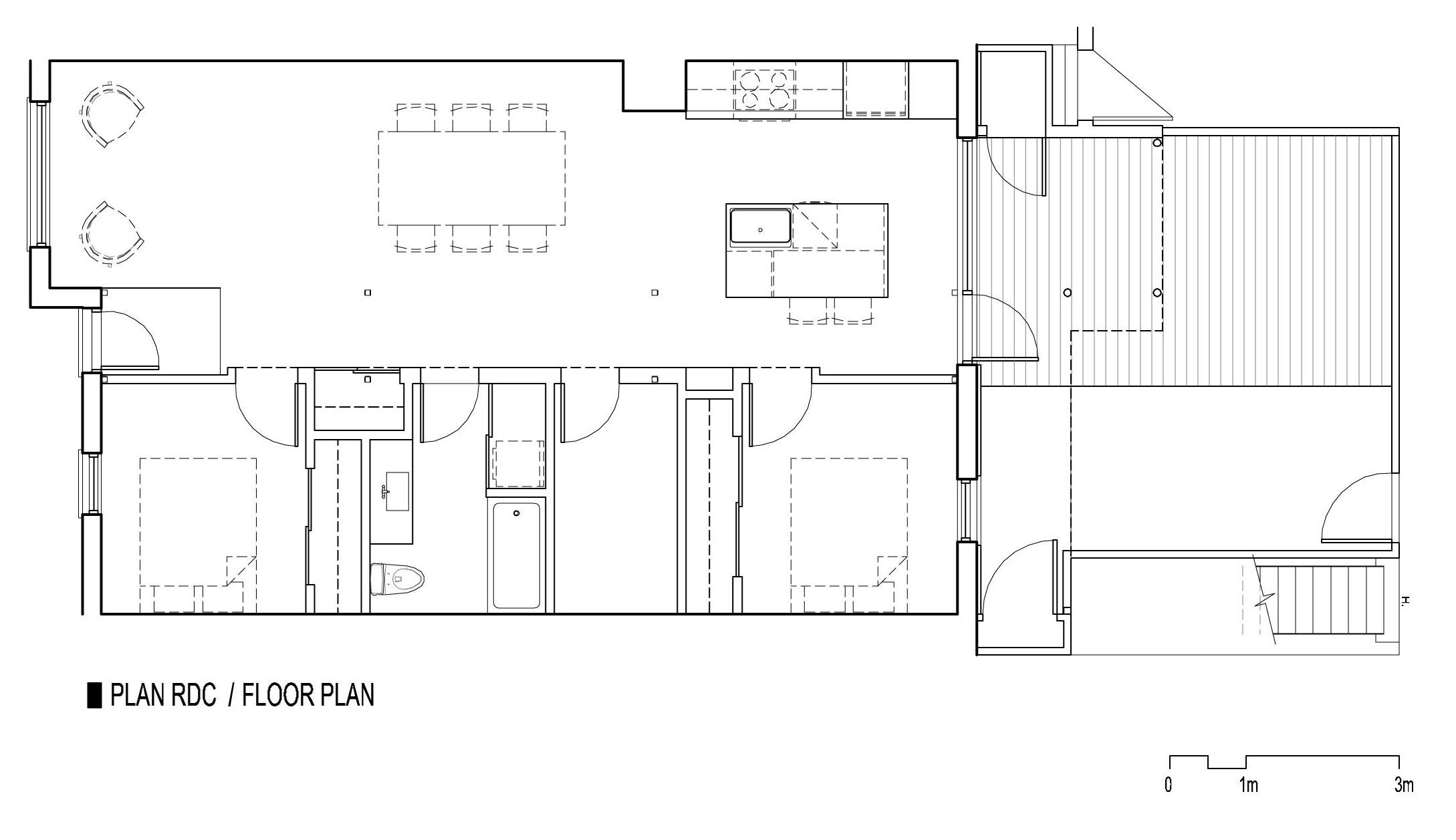 867 De Bougainville Apartment by Bourgeois:Lechasseur architects-12