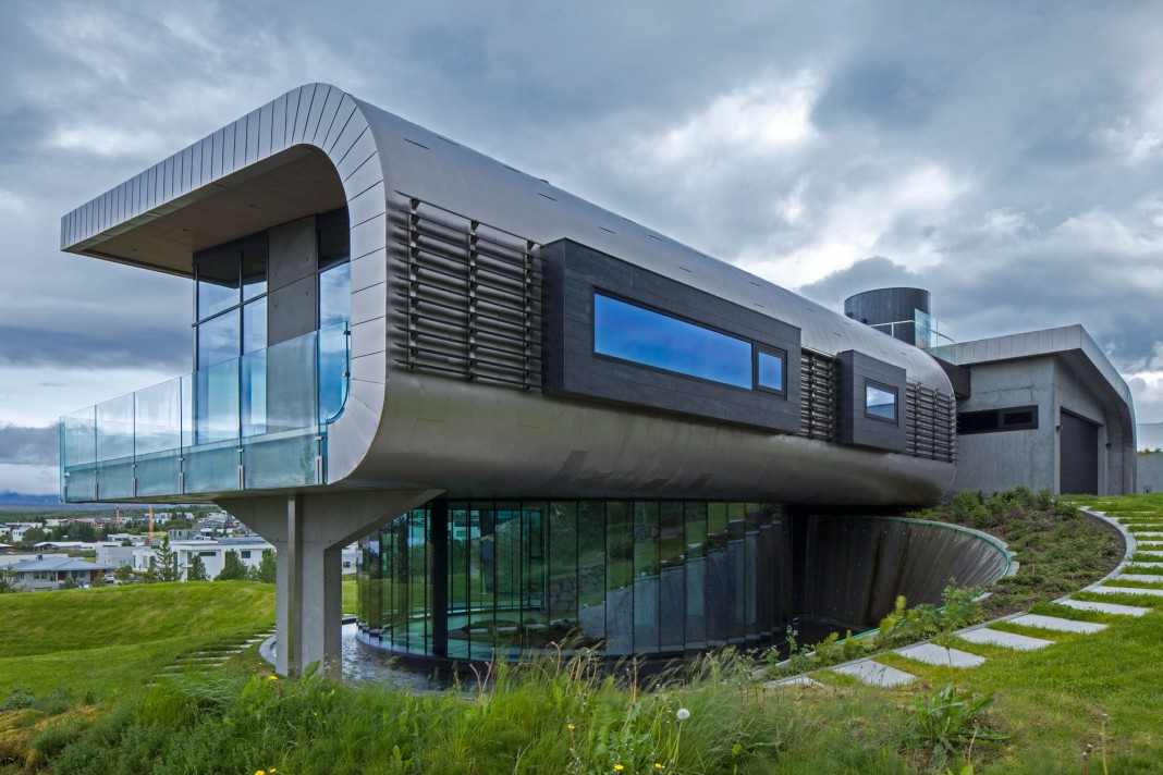A Tribute to Science and Discovery: House of Shapes by EON architecture