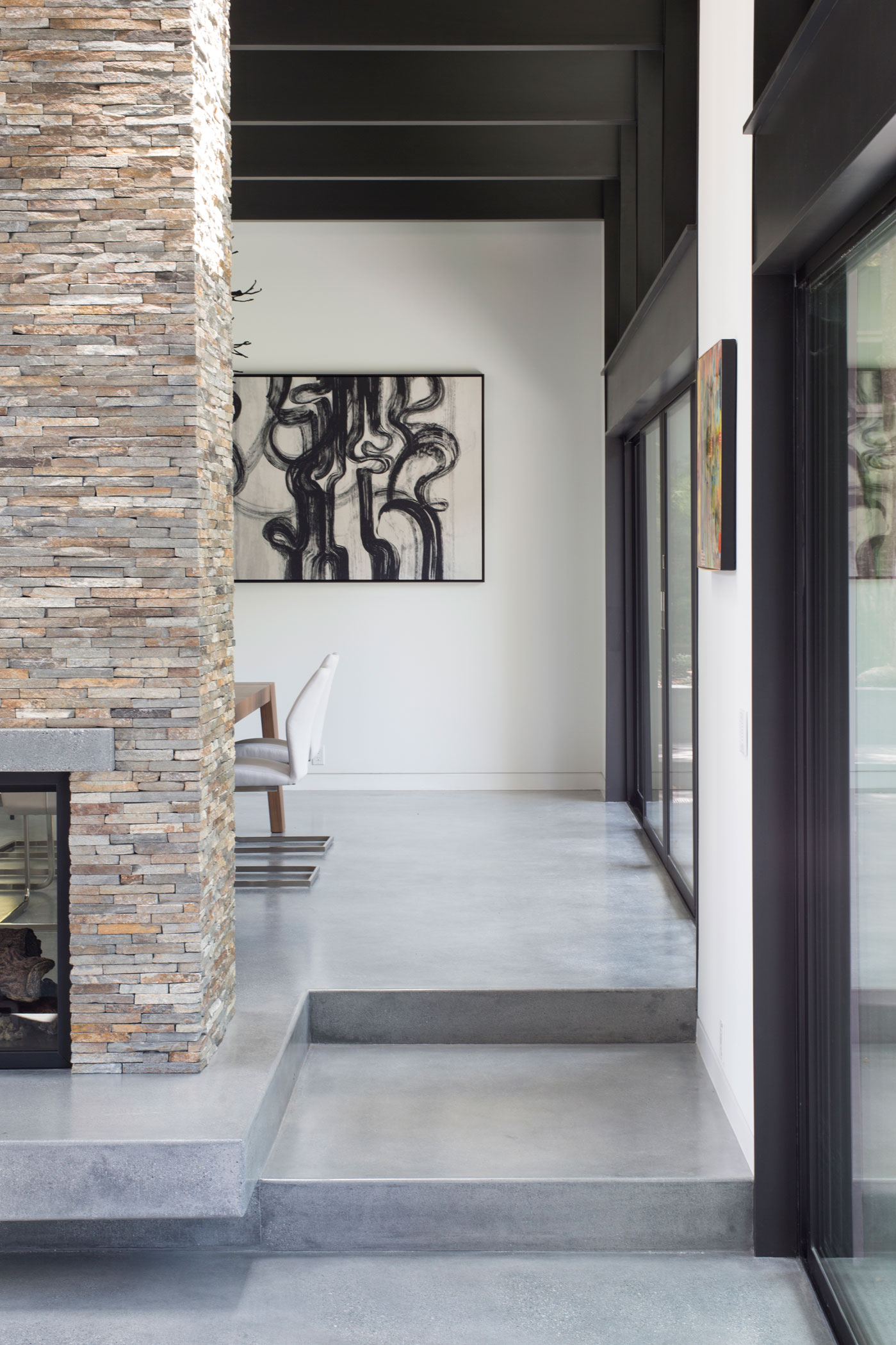 Atrium House, a Mid-century Architecture Residence by Klopf Architecture-11