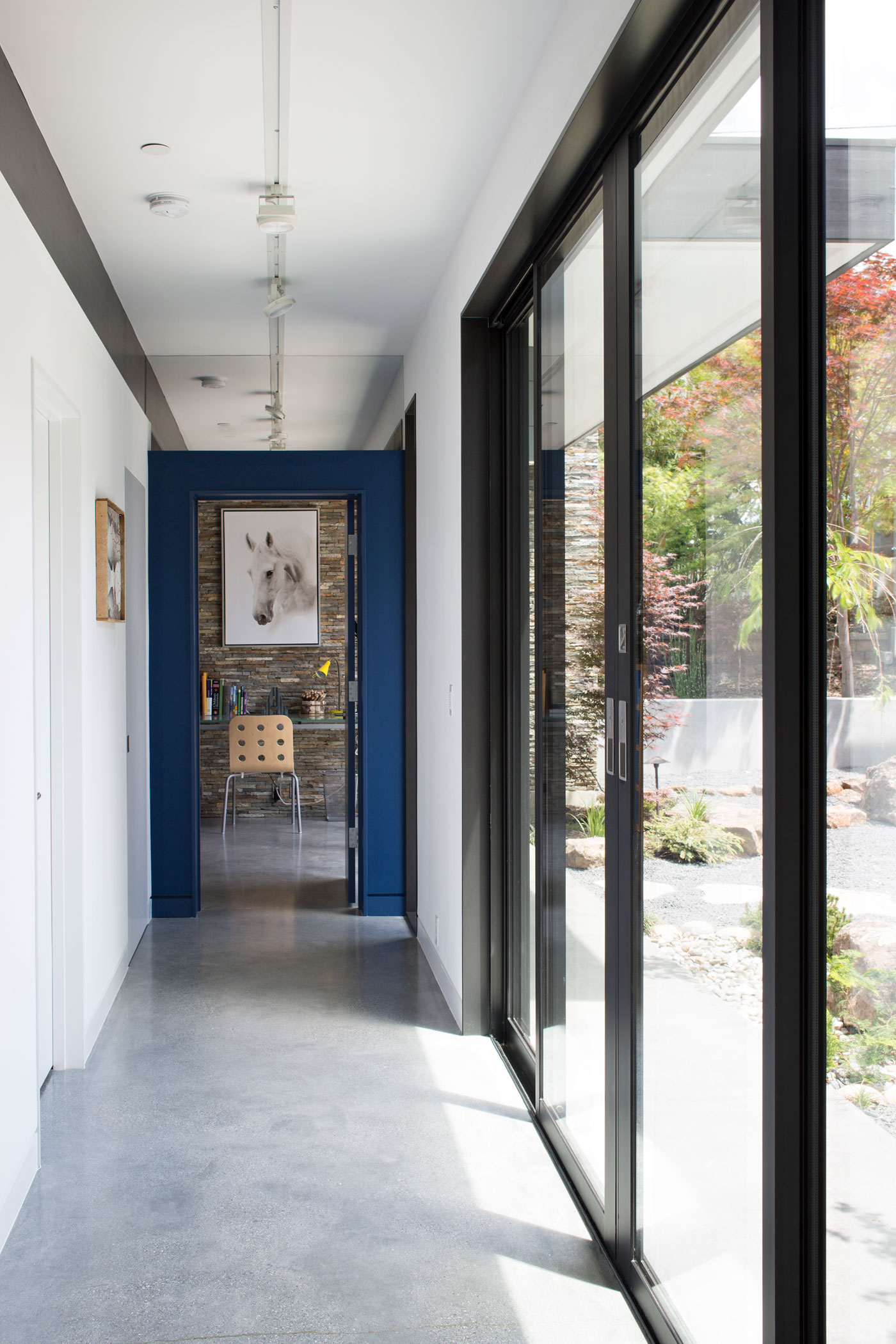 Atrium House, a Mid-century Architecture Residence by Klopf Architecture-19