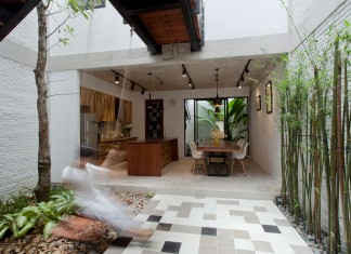 B Residence by I.House Architecture and Construction