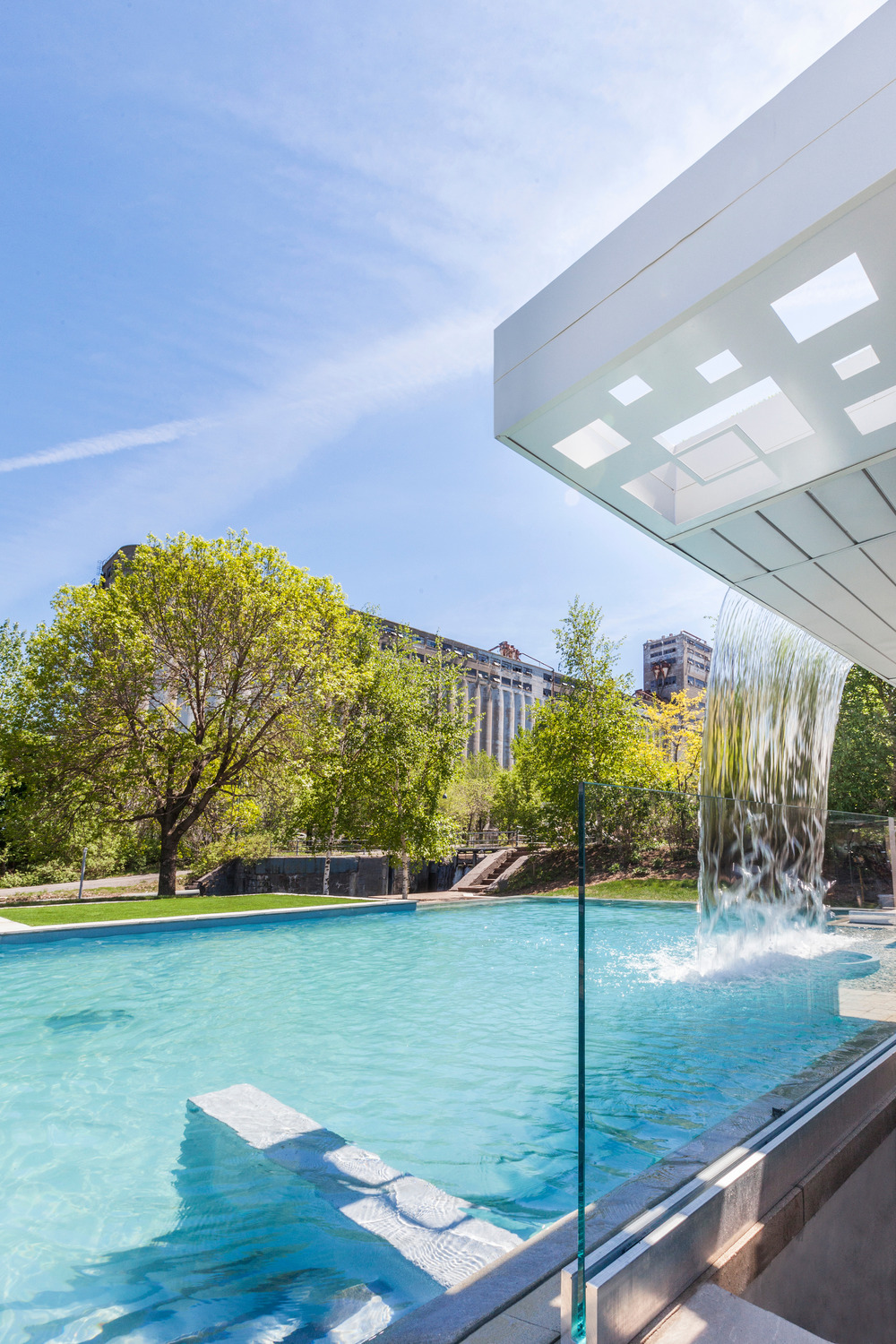 Bota Bota Gardens Located in the heart of Old Montreal by MU Architecture-08