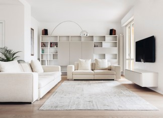 Bright Mama Apartment in Treviglio by Margstudio
