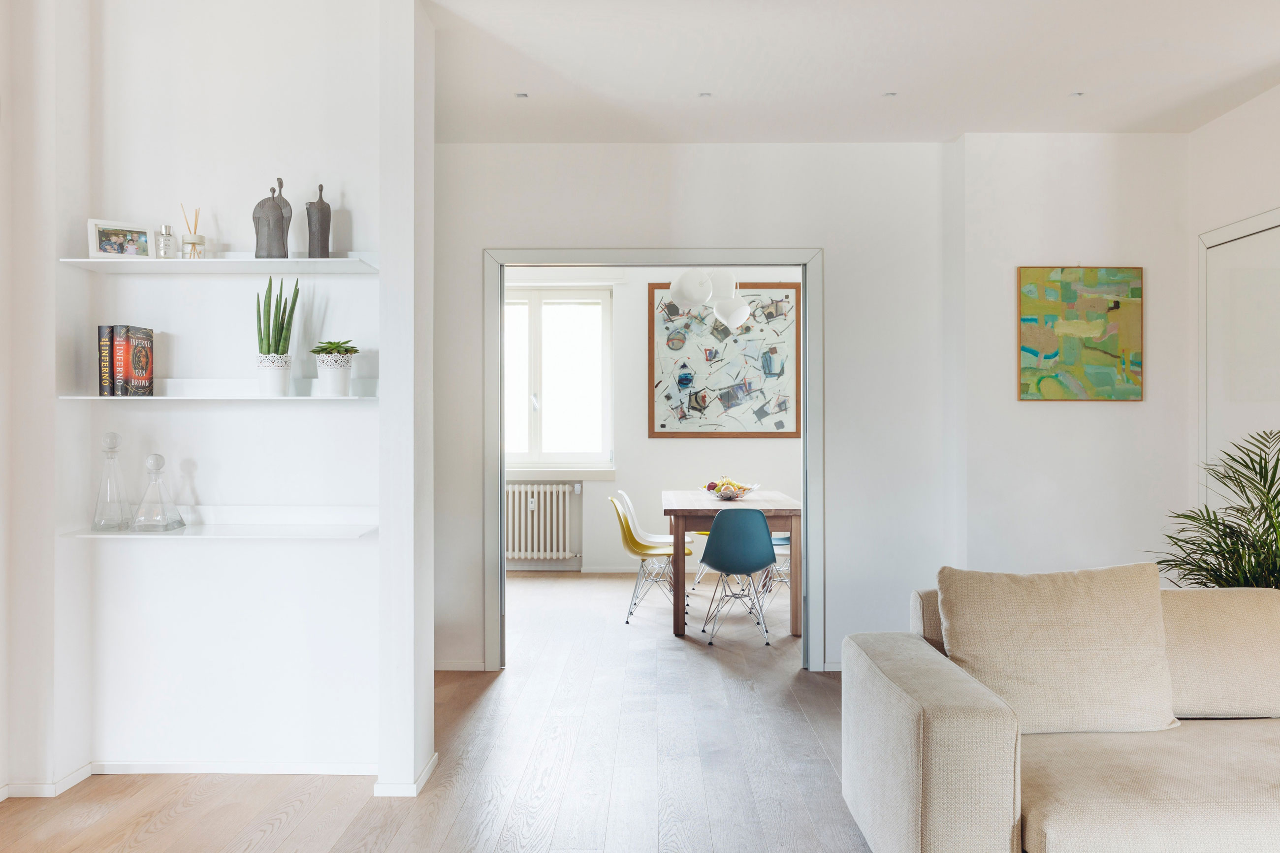 Bright Mama Apartment in Treviglio by Margstudio-04