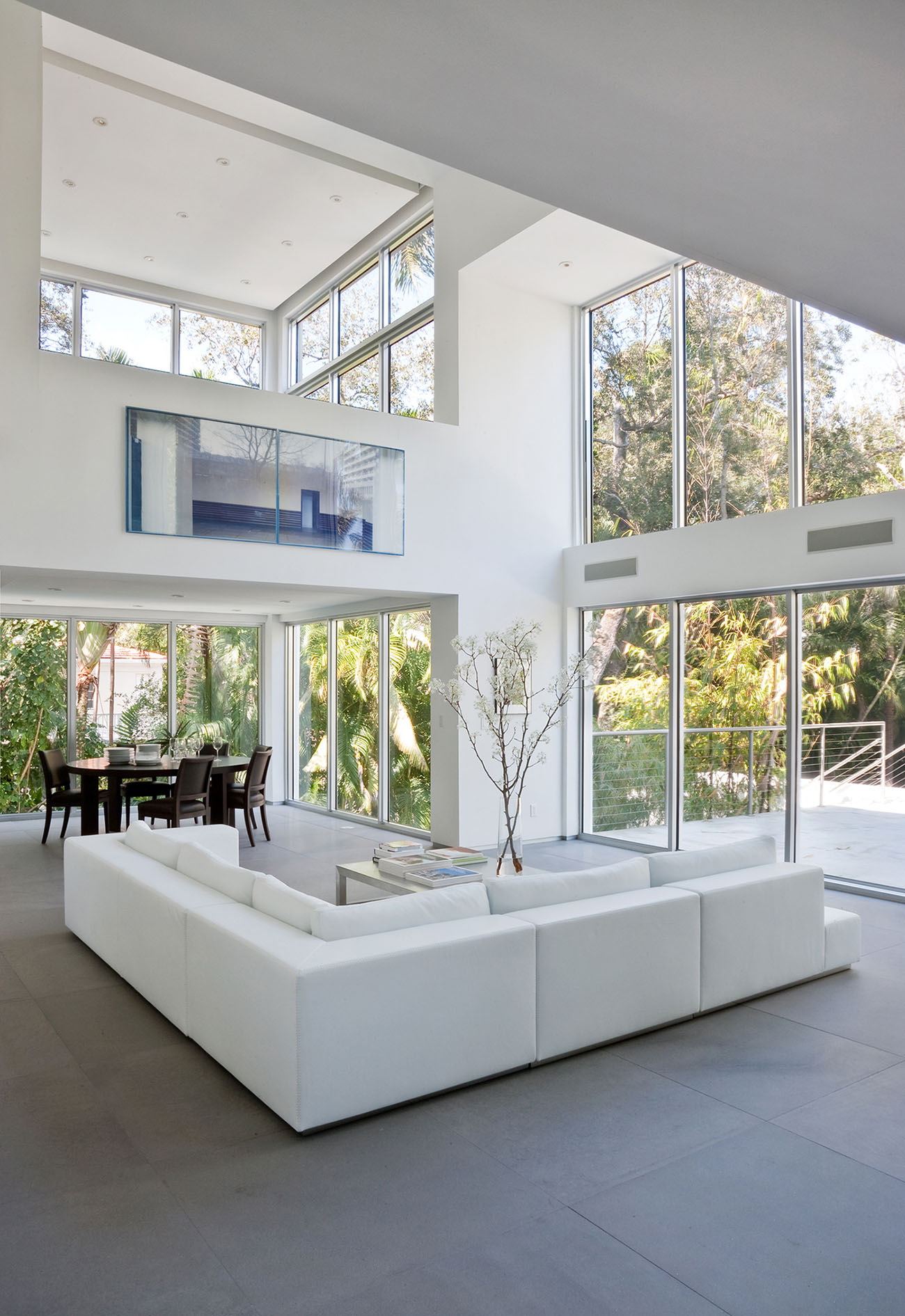Calm and Minimalistic Spaces of Utopia Residence Coconut Grove by [STRANG] Architecture-03