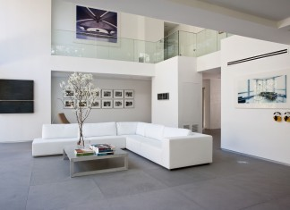 Calm and Minimalistic Spaces of Utopia Residence Coconut Grove by [STRANG] Architecture