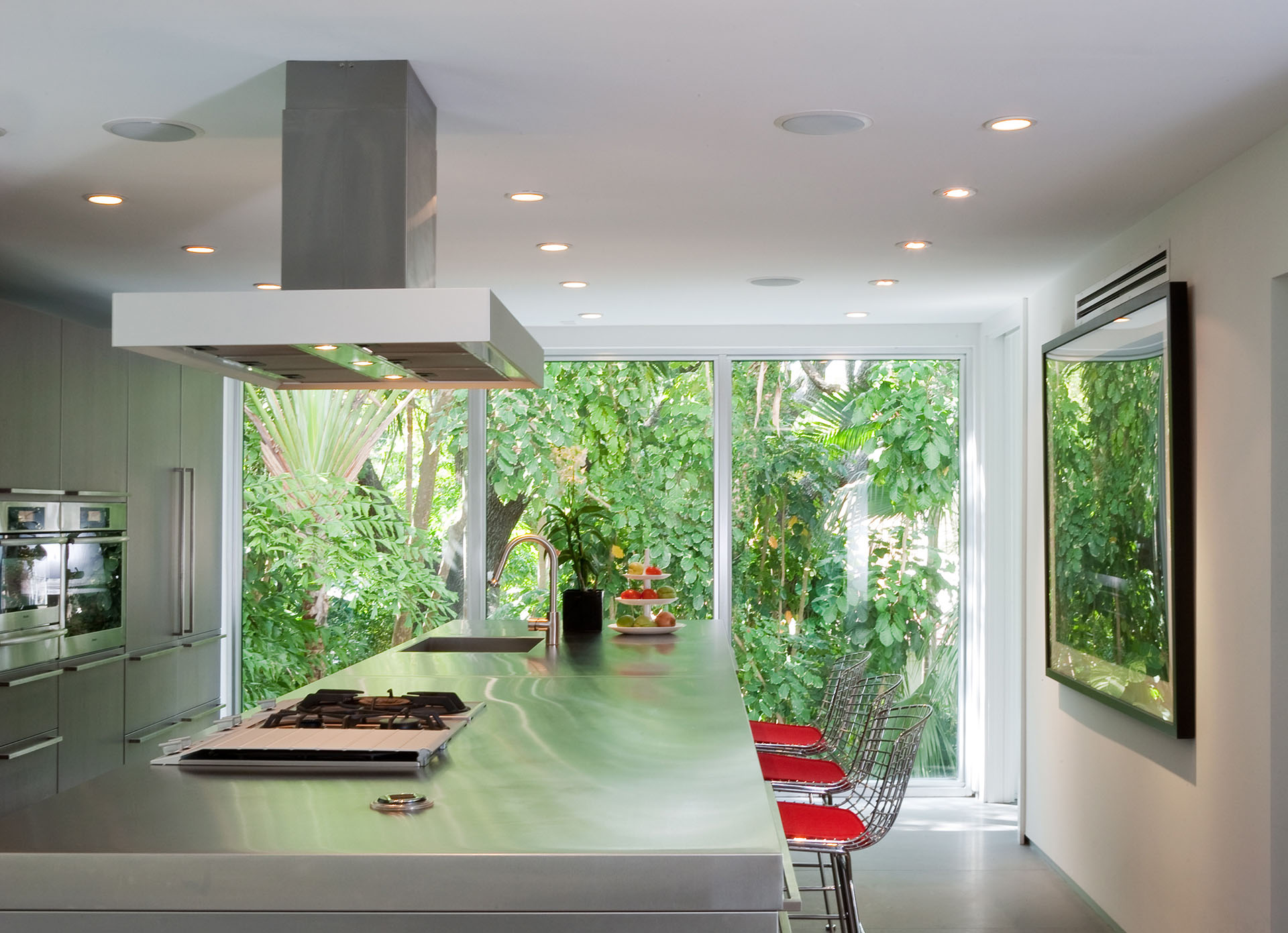 Calm and Minimalistic Spaces of Utopia Residence Coconut Grove by [STRANG] Architecture-06