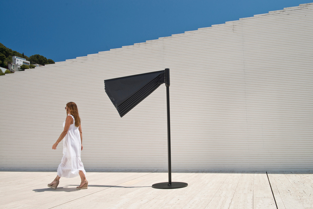 Calma won the Red Dot award: Best of the Best 2015 for the design of OM sunshade-04