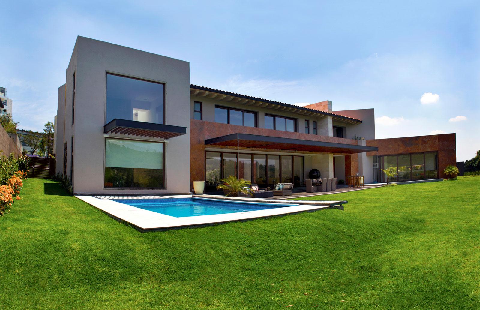 Casa Bosque Real 4 Puntos by MAZ Arquitectos-01