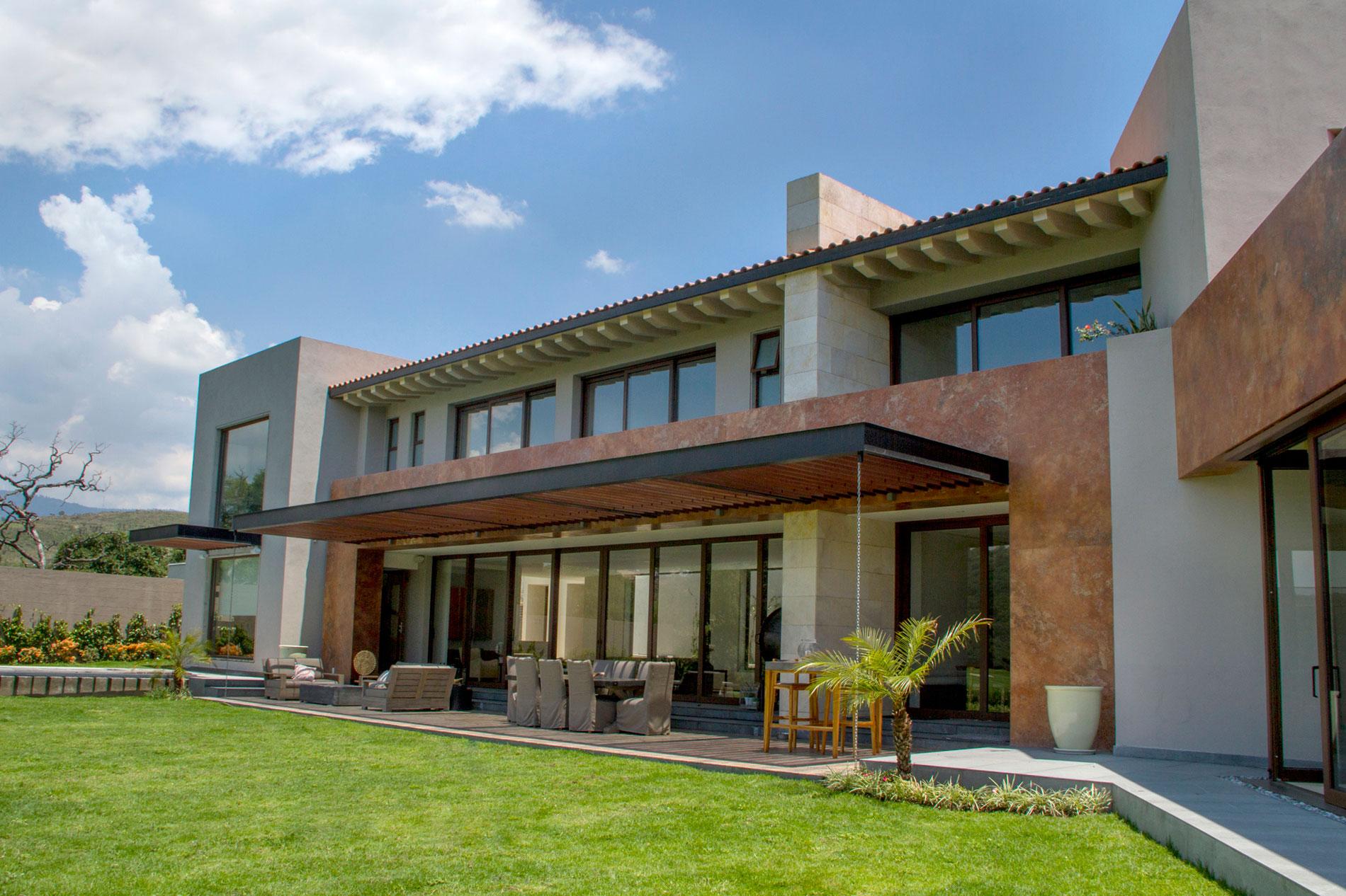 Casa Bosque Real 4 Puntos by MAZ Arquitectos-02