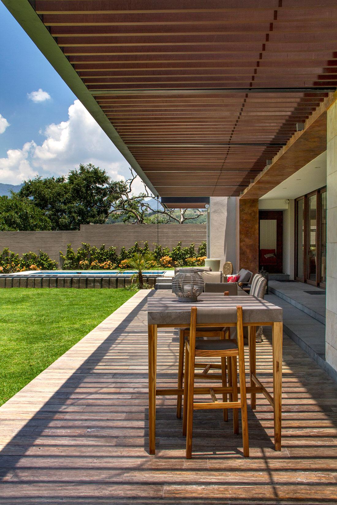 Casa Bosque Real 4 Puntos by MAZ Arquitectos-03