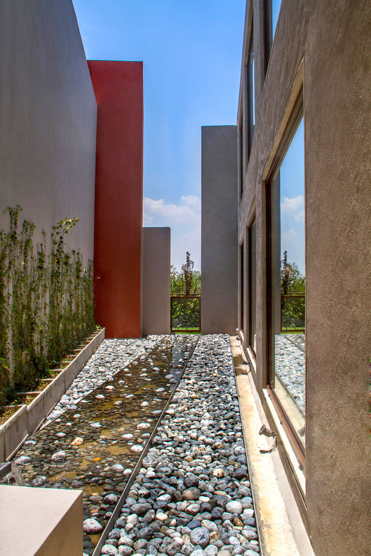 Casa Bosque Real 4 Puntos By Maz Arquitectos Caandesign Architecture And Home Design Blog