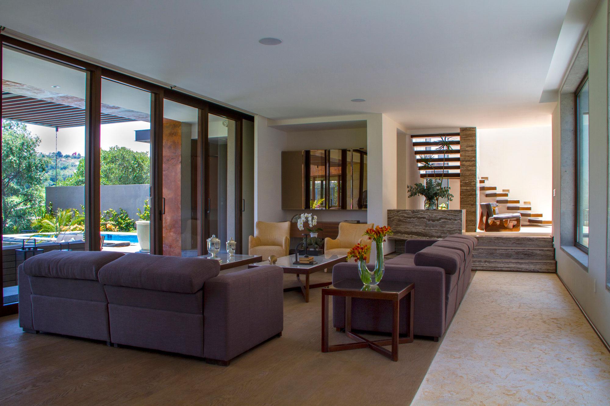 Casa Bosque Real 4 Puntos by MAZ Arquitectos-09