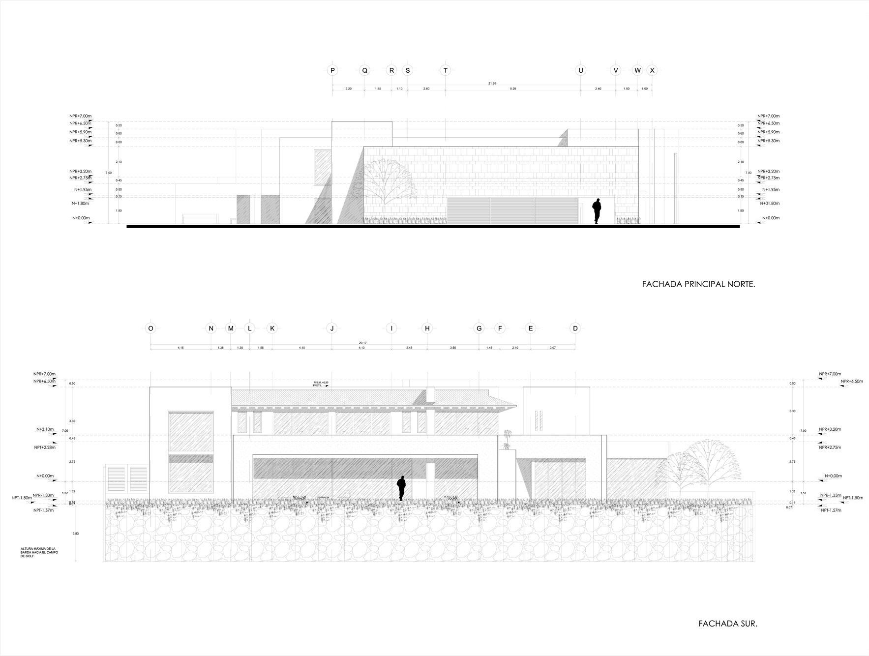 Casa Bosque Real 4 Puntos by MAZ Arquitectos-15