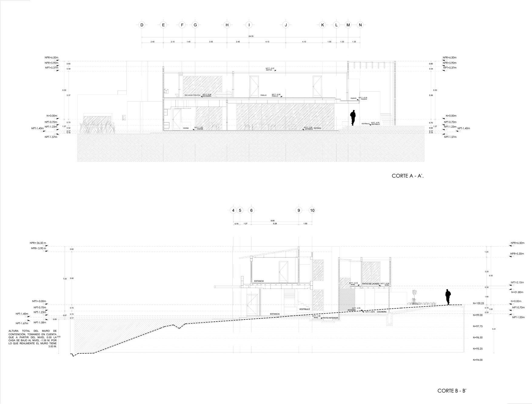 Casa Bosque Real 4 Puntos by MAZ Arquitectos-16