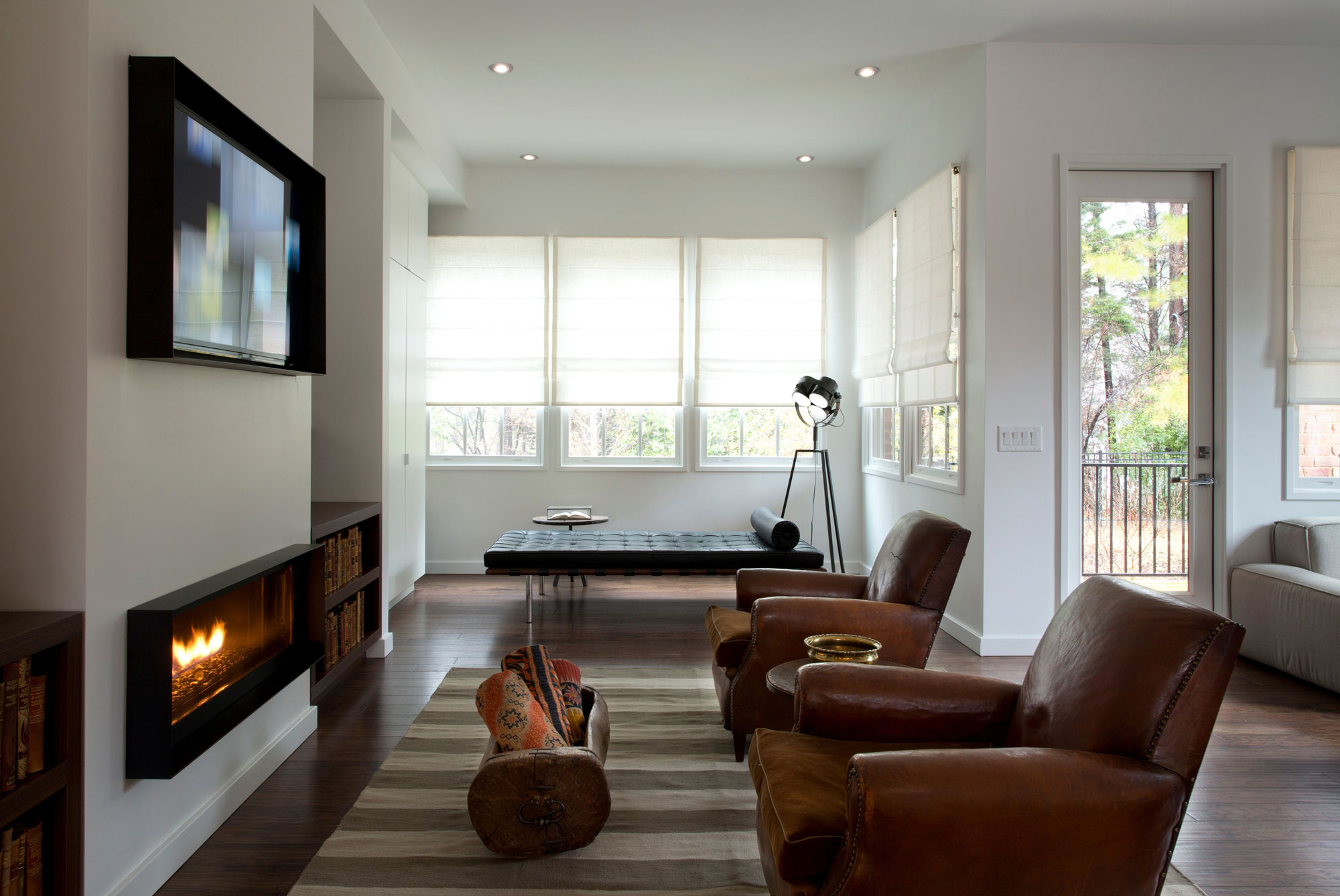 Chic Oglethorpe Home in Atlanta by Cecconi Simone-05