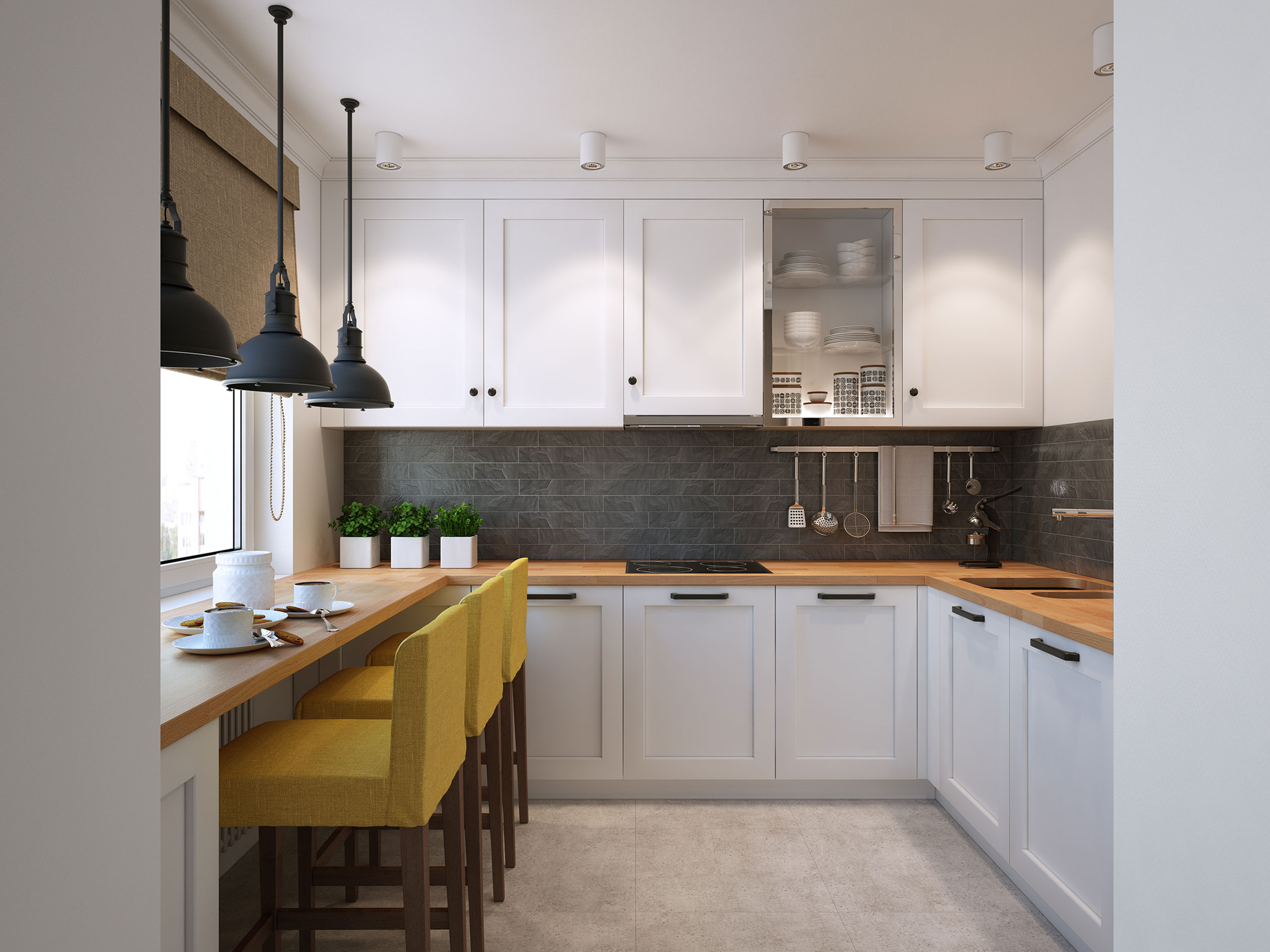 Contemporary Apartment in Moscow Visualized by Geometrium-06