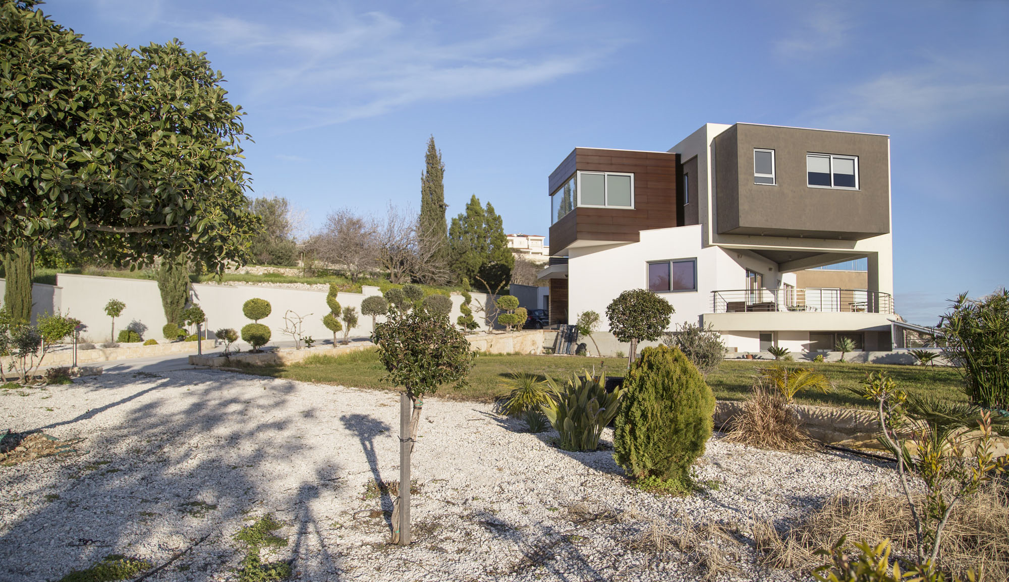 Contemporary Costas & Elena House in Armou Village by sa.ne studio-04