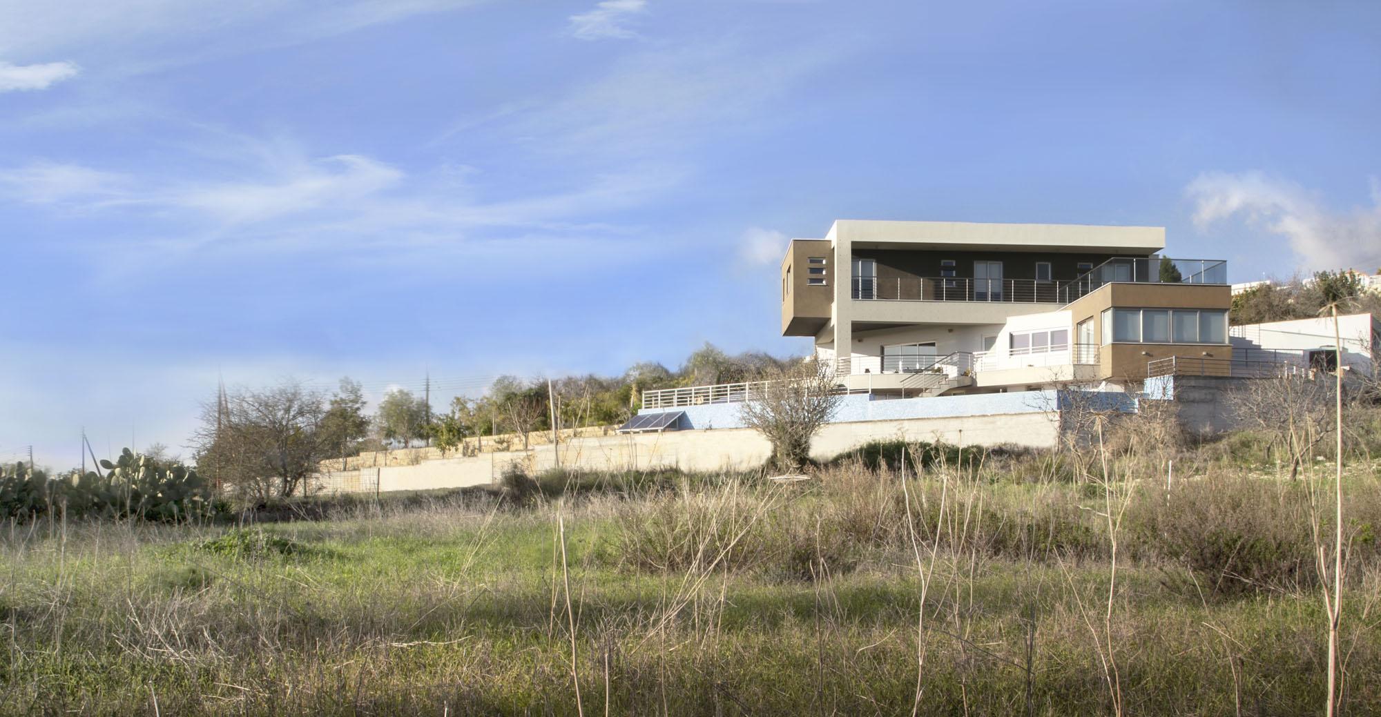 Contemporary Costas & Elena House in Armou Village by sa.ne studio-05
